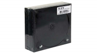 Arquivador para 1 CD PS Slim Jewel 5mm. negro (10)