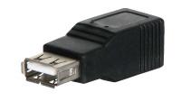 Adaptador USB A Fêmea a USB B Fêmea