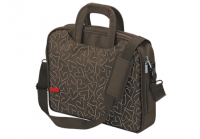 Oslo 15.6'' Notebook Carry Bag - Brown
