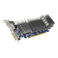 EN210SILENT/DI/1GD3/V2(LP) - GF210, PCIE2.0, 1GB, 64 bits DDR3