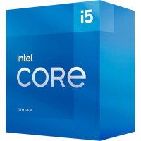 intel® Core i5-11400 até 4.4Ghz, 12MB LGA 1200