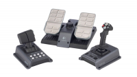 Controlador PC Logitech Flight System G940