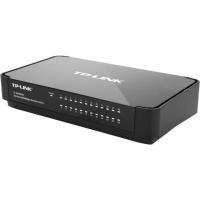 24-port 10/100M Desktop Switch, 24 10/100M RJ45 ports, Plastic case