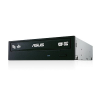 DRW-24F1MT/BLK/B/AS - DVD+R/DVD-R24X,DVD+RW8X,DVD+DL/DVD-DL 12X, SATA- Preto