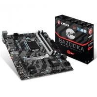 B250M BAZOOKA - Intel B250, LGA1151, DDR4(Dual Channel), microATX