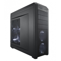 Carbide series 500R Mid-Tower Gaming Chassis, Black