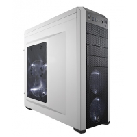 Carbide Series 500R MID-TOWER GAMING CHASSIS, WHITE
