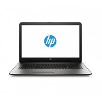 HP 17-X000NP - Intel Celeron N3060, 1.6Ghz (2.48Ghz/DC), 4GB DDR3L 1600Mhz, 1TB 5.400rpm Sata, Dropbox, Intel HD Graphics, DVDRW SM, Eth 10/100, Combo 802.11b/g/n (1x1) + Bluetooth 4.0 (comp.Miracast), 4Cél., 45W Ac, Windows 10 Home 64 - Prateado
