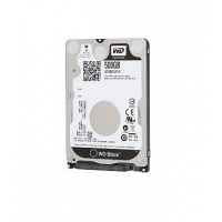 """WD Black HDD 500GB 2.5"""" 32mb cache SATA 7200 RPM"""