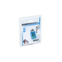 Placa de som por USB
