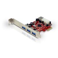 PCI Express Card 4-Port USB 3.0