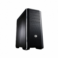 CM 690 III, Full mesh (top and Front), ODD tool-less ''EZ Trays'', Removable HDD/SSD combo cage up to 4 HDDs or SSDs + 3x HDD on second cage, Up to 8 fan, 2x USB 3.0 and 2x USB 2.0. Transparent side panel version