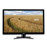"Acer G6 - 61cm (24"") Wide, 16:9 FHD, 1ms 100M:1 ACM 250nits LED DVI HDMI EURO/UK EMEA MPRII Black w/Red stand Acer EcoDisplay"